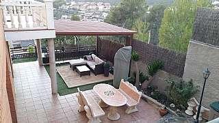 Alquiler Chalet en Anuar el sadat, 3. Espectacular chalet con jardín y piscina particula