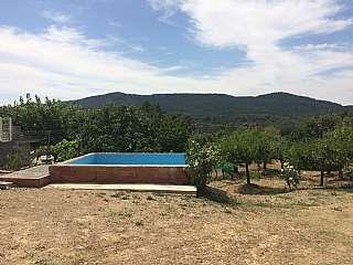 Casa en Urbanizacion ranxos de bonany,. Casa con piscina y barbacoa + terreno 3000 m2