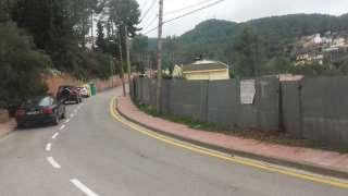 Terreno residencial en Avenida el taio, 8. Solar todo soleado con rebaje de construcción