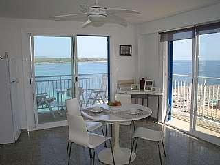 Flat in Ronda mati, del, 13. Apartamento en primera linea. encima de la playa.