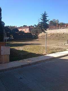 Terreno residencial en Avinguda camelia (de la), 3. Parcela lista para edificar