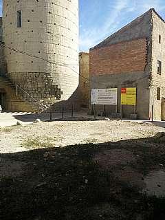 Terreno residencial en Carrer de la torre, 6. En pleno centro histórico