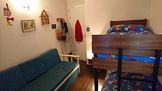 Piso en Calle santa monica, 6. Piso 3 habitaciones 2 baños, exterior