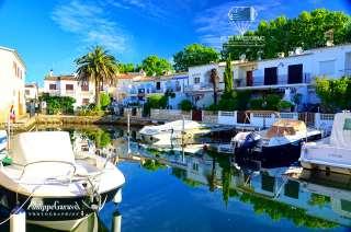 Appartement Dans Carrer Ebre/port Sirena, Sn. Appartement Avec Vue Sur Port  Privé