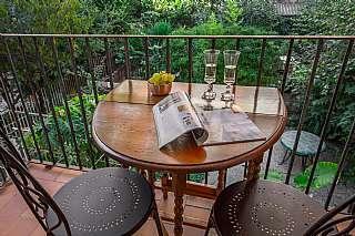 Piso en Carrer verdi, 264. Apartamento elegante con jardin privado