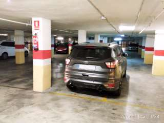 Parking coche en Carrer pau marsal, 152. Lote 4 plazas de parking