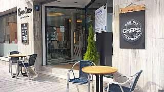 Alquiler Local Comercial en Carrer botines, 34. Precioso restaurante cafetería