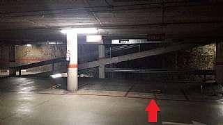Alquiler Parking coche en Carrer independencia, 2. Parquing independencia- junto renfe y ffcc