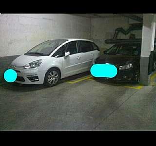 Parking coche en Pardo bazan, 21. Buena zona