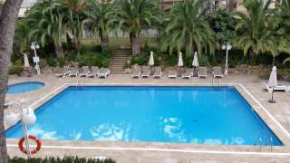 Flat Carrer Pi, 8. Apartment with pool 100m from the sea