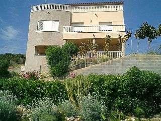 Alquiler Casa en Carrer delta de l´ebre,81. Casa fabulosa picina vistas todo la costa