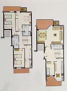 Dúplex en Carrer lluís puigjaner, 111. Duplex en los clossos
