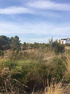 Terreny residencial a Calle 13, 13. Terreno edificable. vista al mar. cerca playa