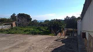 Terreny residencial a Avinguda Castelldefels, 328. Terreno con vista mar y montaña.