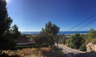 Terreny residencial a Comtessa del castell de la mota, 9. Espectacular terreno con vistas al mar en calafell