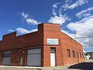 Industrial building in Carrer fontcuberta, 12. Nave industrial entrada polígono