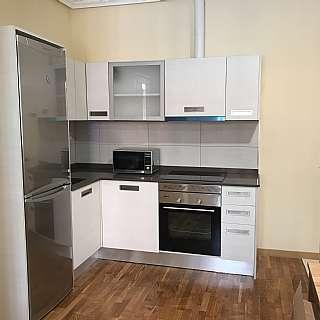 Alquiler Piso en Calle castelar, 34. Apartamento reformado y amueblado