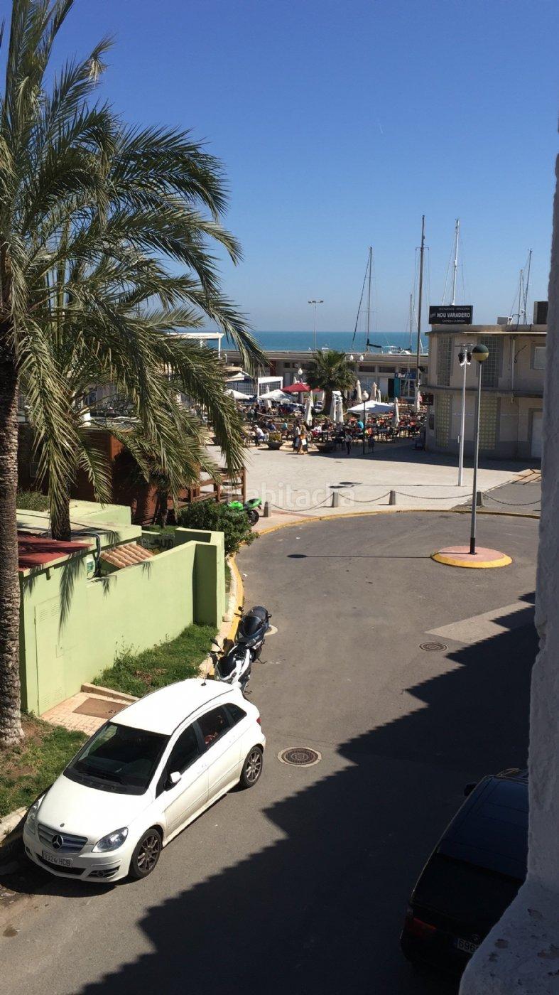 Adosado 1 linea de playa totalmente amueblado Pobla de Farnals (la)