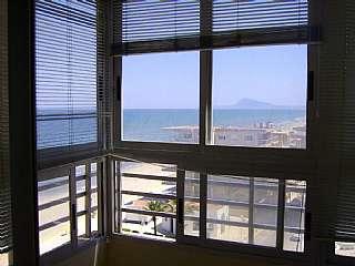 Alquiler Piso en Calle mar blau, 2. Apartamento en primera linea de playa