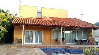 Chalet en Argentina, 9. Casa a 10´ de sitges con piscina.