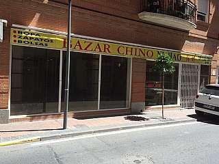 Lloguer Local Comercial a Calle pizarro, 6. Local comercial en el centro de villajoyisa.