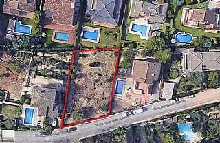 Terreno residencial en Fontpineda (palleja), 0. Terreno 800 m2 edificable en fontpineda