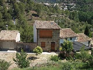 Rental House in Calle la alegria, 15. Casa rústica en la Puebla de Arenoso-los cantos