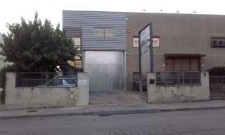 Lloguer Nau industrial a Carrer barcelonés, s/n. Nave en alquiler con 1.500 m2 de patio
