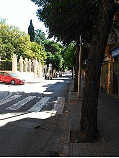 Parking coche en Carrer cervantes, sn. Parking zona mercat-cervantes