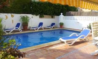 Casa adosada  Estrella polar,. Casa adosado de lujo con piscina privada