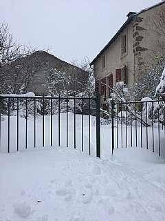 Xalet a Prades ariege francia,. Casa para amantes del  ski y la montaña en piedra