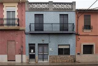 Casa adossada a Avenida ribera baixa, 13. Sollana / avenida ribera baixa