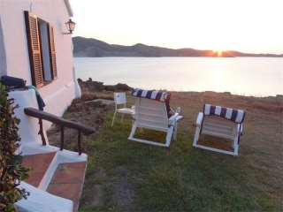 Semi detached house in Fornells-Ses Salines. Es mercadal