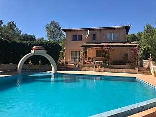 Villa in Camí son sastre, 3. House for sale in son font, calvia, mallorca