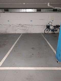 Affitto Posto auto in Carrer comerç, 12. Lloguer parking cotxe al carrer comerç 12