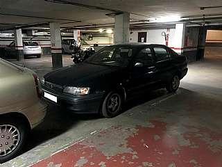Lloguer Aparcament cotxe a Carrer joan pere fontanella, 16. Plaça d´aparcament cèntrica