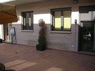 Planta baja en Carrer jacint verdaguer, 48. Con patio privado de 58 m2